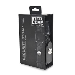 STEELCORE SECURITY STRAP BLACK