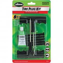KIT MECHES TUBELESS SLIME
