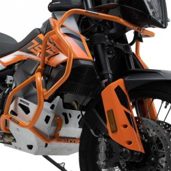 CRASH BARS BAS SW-MOTECH HAUT KTM 790 ORANGE